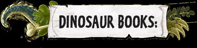 Dinosaurs books
