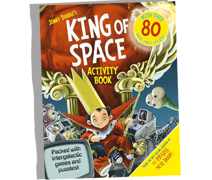 book-space-activity